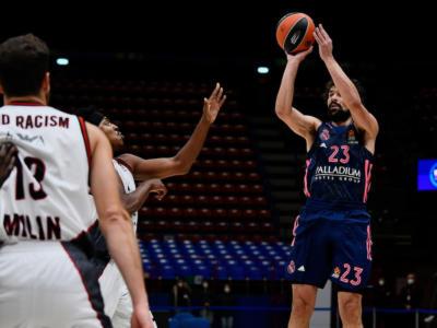 Basket, Playoff Eurolega 2021: suicidio Efes in gara-3, Real Madrid ancora in corsa