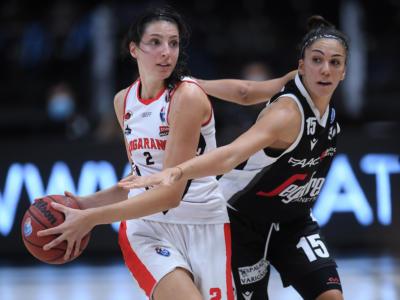 Basket femminile: Vigarano, ultima, costretta a chiudere la stagione di Serie A1 dal Covid-19. Ma non è l'unica questione