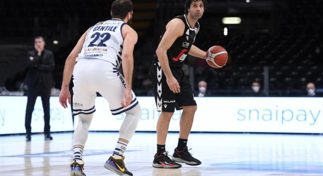 Dinamo Sassari-Virtus Bologna oggi: orario, tv, programma, streaming Serie A basket
