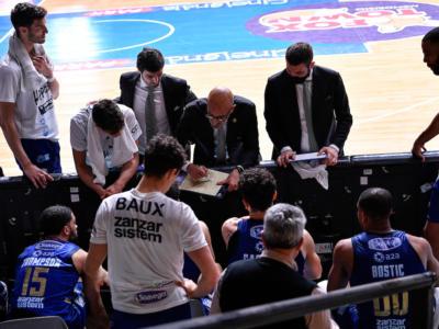 Basket: Brindisi, casi di Covid-19 nel gruppo squadra Happy Casa