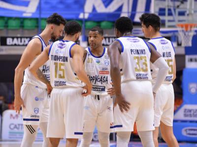 Basket: Brindisi, nessuna ulteriore positività. Salvo il match contro l'Olimpia Milano