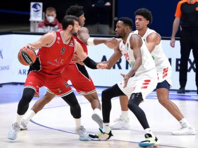 Calendario playoff Eurolega basket 2021: date, orari, tv, programma dei quarti di finale con l'Olimpia Milano