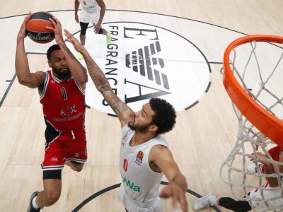 Basket: Olimpia Milano-Bayern Monaco, ufficiale il calendario dei quarti nei playoff di Eurolega