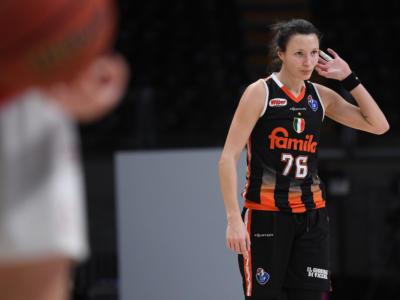 Basket femminile: Ragusa comanda, Sottana decide. Schio vince gara-1 di semifinale scudetto