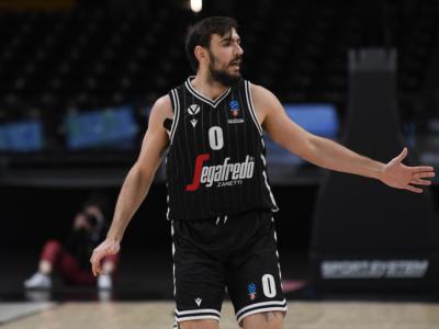 Basket: Amedeo Tessitori, tampone negativo e nuovi sorrisi in casa Virtus Bologna