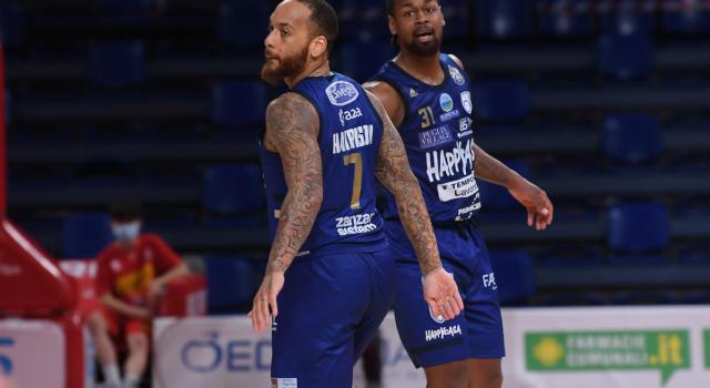 Basket: Brindisi, ancora un rinvio per le partite contro Dinamo Sassari e Trento