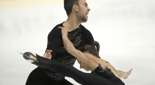 Pattinaggio artistico, Vanessa James-Eric Radford: è nata una nuova coppia. Obiettivo Pechino 2022