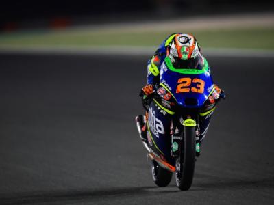 """Moto3, Niccolò Antonelli: """"Sognavo di salire sul podio. Mi sentivo veloce sulla moto"""""""