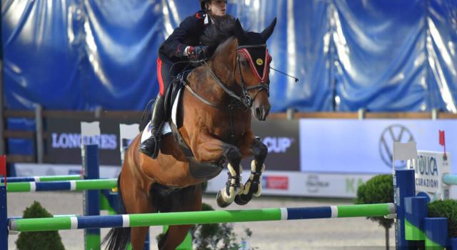 Equitazione, Grand Prix Longines La Baule: Nicolas Delmotte profeta in patria, sesto Filippo Bologni