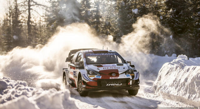 Rally Croazia 2021, shakedown: Toyota e Rovampera subito al top