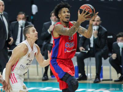 Basket: CSKA Mosca alle Final Four 2021 di Eurolega per la 17a volta in 18 anni, il Barcellona espugna San Pietroburgo