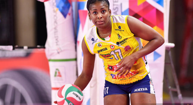 Volley, Miriam Sylla assente in Nations League. Rientro per le Olimpiadi?