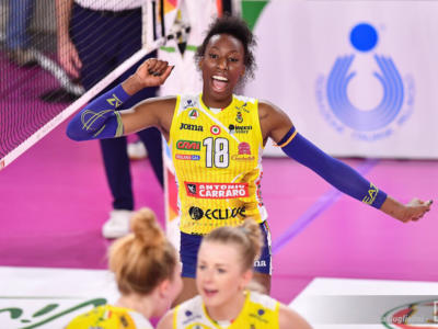 Volley femminile, Paola Egonu record di punti in una partita di Serie A! La Pantera ne mette 47 e si supera