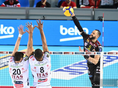 LIVE Trento-Civitanova 0-3, Playoff volley in DIRETTA: la Lube è in finale, sarà battaglia con Perugia per lo scudetto!