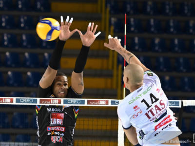 Trento-Civitanova oggi: orario, tv, programma, streaming gara-4 semifinale playoff volley
