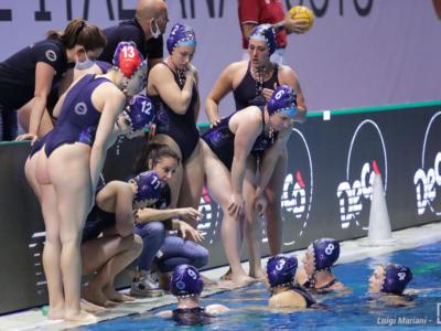 Pallanuoto femminile, Serie A1 2021: Catania-Padova 8-8, decise le semifinali play-off