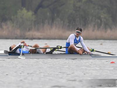 Canottaggio, Qualificazioni olimpiche Lucerna: anche il doppio senior maschile va in finale!
