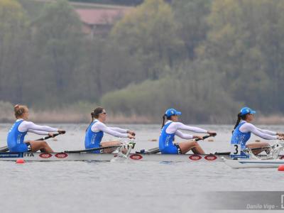 Canottaggio, Qualificazioni olimpiche Lucerna: otto maschile e quattro senza femminile in finale!