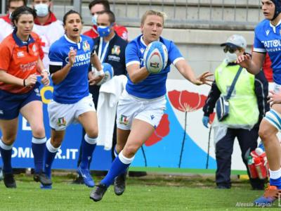 Rugby femminile, Italia quinta nel ranking mondiale (19 aprile 2021)! La classifica: guida l'Inghilterra