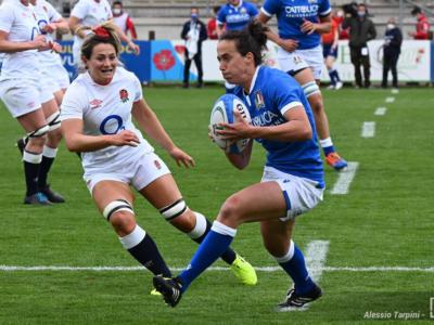 """Rugby, Manuela Furlan: """"Nel Sei Nazioni ha inciso l'aspetto emotivo"""""""