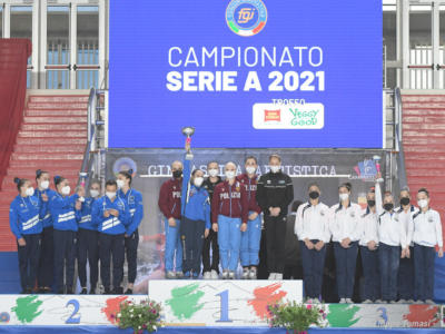 Ginnastica artistica, Serie A: le squadre qualificate alla Final Six Scudetto e retrocesse in A2. La classifica