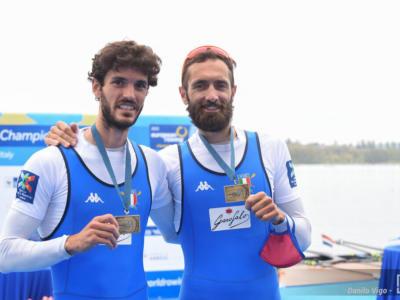 Canottaggio, i convocati dell'Italia per l'ultimo collegiale prima delle Olimpiadi