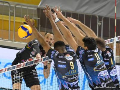 LIVE Perugia-Civitanova 0-3, Superlega volley in DIRETTA: la Lube si porta ad una vittoria dallo scudetto!