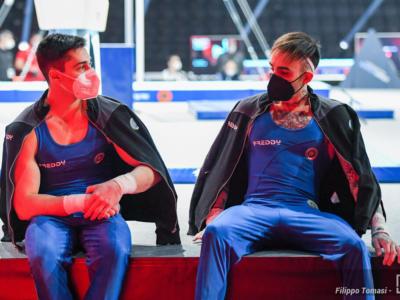 Ginnastica artistica, Europei 2021: le dichiarazioni degli azzurri dopo la prova podio. Giovedì le qualificazioni