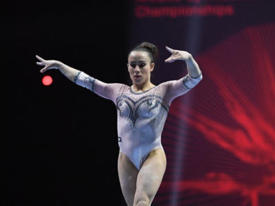 """Vanessa Ferrari vs Lara Mori, le avversarie delle azzurre per il duello olimpico. Tante ginnaste """"fantasma"""" a Doha…"""