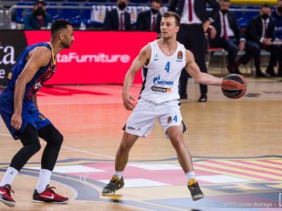 Basket, Playoff Eurolega 2021: Zenit San Pietroburgo spinto da un grande Pangos, Barcellona costretto a gara-5
