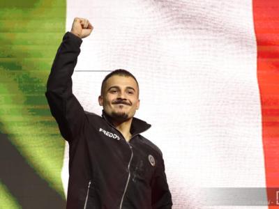 """Ginnastica, Salvatore Maresca: """"Ci speravo, sono qui col bronzo: lo dedico a papà. Sogno le Olimpiadi"""""""