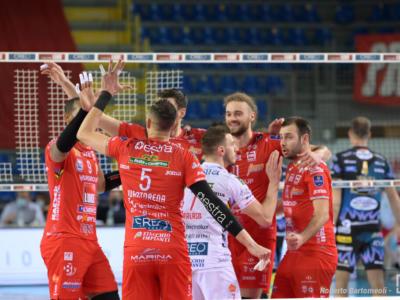 Volley, Civitanova Campione d'Italia! La Lube conquista il sesto scudetto, Perugia si arrende