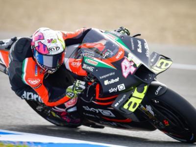 """MotoGP, Aleix Espargarò: """"Sono molto contento di essere in Q2 e di aver conquistato il settimo posto"""""""