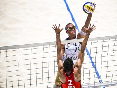 Beach volley, World Tour 2021 Cancun3. Abbiati/Andreatta vincono il derby e volano al tabellone principale