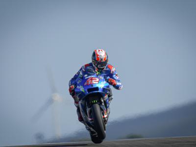 MotoGP, Alex Rins porta la Suzuki oltre il tallone d'Achille delle qualifiche. E in gara sogna la vittoria