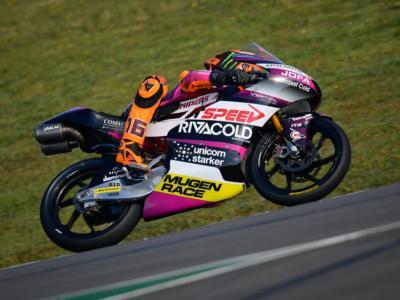 Moto3, Andrea Migno fa il vuoto nella FP3 del GP di Spagna! Pedro Acosta e Dennis Foggia costretti alla Q1