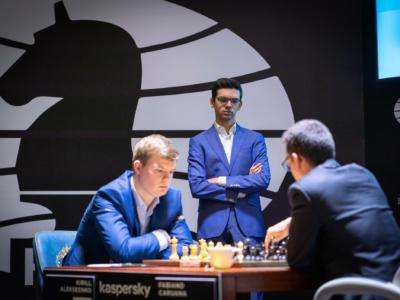 Scacchi, Torneo dei Candidati 2021: il big match del 10° turno è Vachier-Lagrave-Giri. Incroci pericolosi per Caruana e Nepomniachtchi