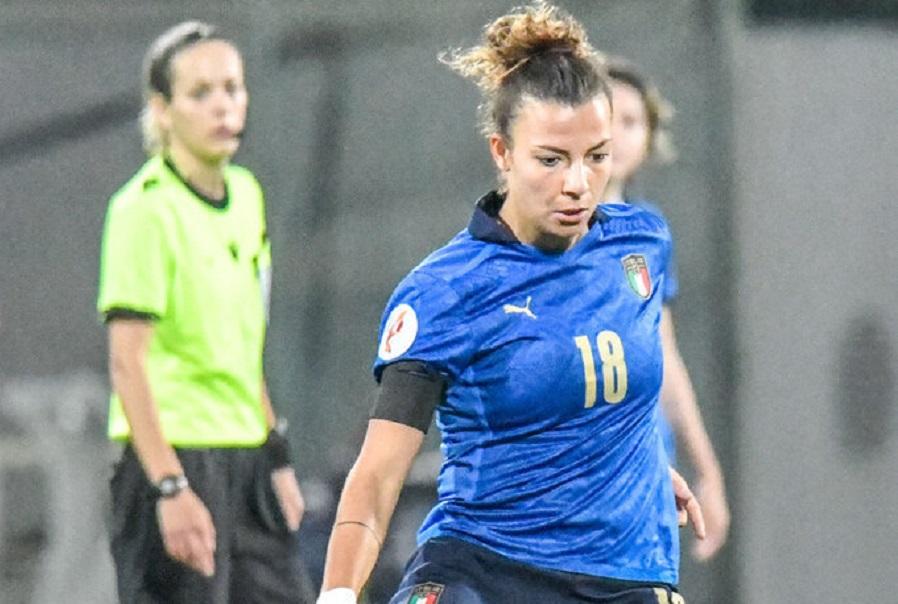 Calcio femminile, l'Italia batte l'Islanda nel primo match amichevole a Coverciano: Arianna Caruso decisiva