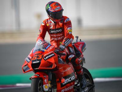 MotoGP, perché è stata annullata la pole di Francesco Bagnaia? 'Colpa' di Zarco e Oliveira…