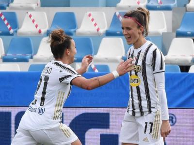 Calcio femminile, le migliori italiane della 21ª giornata di Serie A. Bonansea decisiva, Cantore illumina