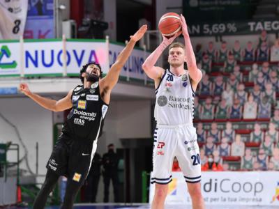 Basket: Virtus Bologna e Sassari vincono i recuperi di Serie A 2021 contro Treviso e Trento