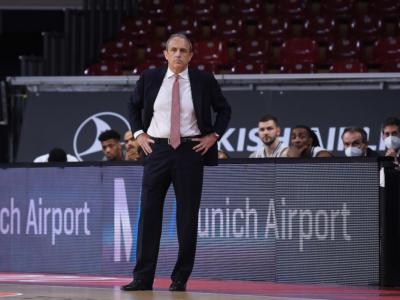 """Finali Serie A basket 2021, Ettore Messina: """"In questo momento è chiaro che esiste un deficit di energia fisica e nervosa piuttosto evidente"""""""