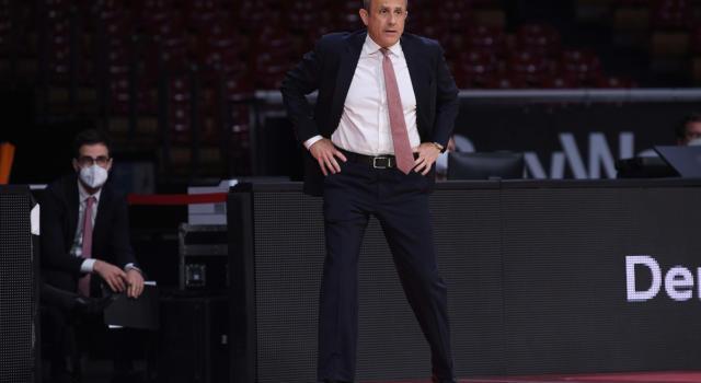 """Basket, Ettore Messina: """"La squadra è stanca, faremo dei cambiamenti"""""""
