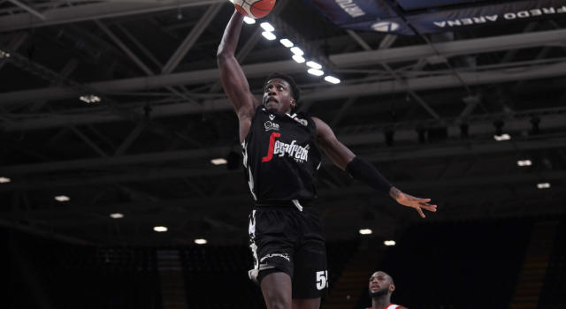 Basket, i migliori italiani della 26a giornata di Serie A. Candi e Abass suonano la carica, Gaspardo al top contro Milano