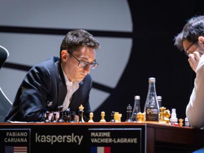 Scacchi, Torneo dei Candidati 2021: Caruana, c'è Alekseenko dopo la meraviglia. Nepomniachtchi sfida Grischuk