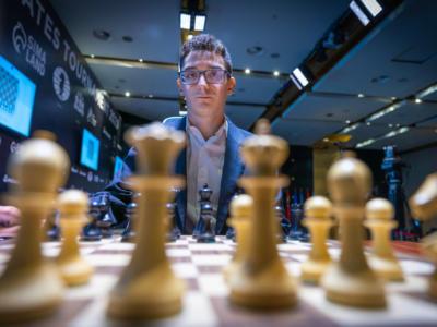 Scacchi, Torneo dei Candidati 2021: Fabiano Caruana-Anish Giri, la lotta per non far scappare Ian Nepomniachtchi