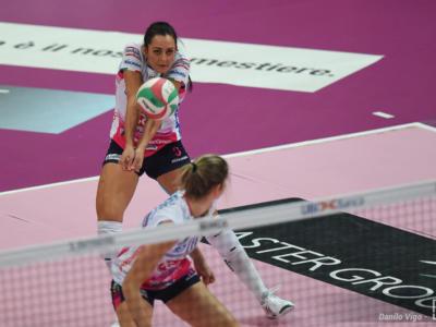 Volley femminile, play-off semifinali. Conegliano e Novara a un passo dalla finale