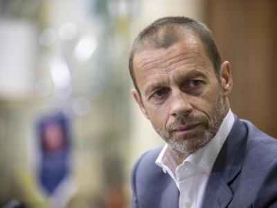 "Calcio, Alexander Ceferin: ""I club inglesi meritano più indulgenza"""