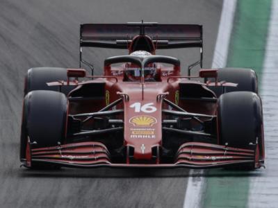 """DIRETTA F1, Qualifiche GP Imola LIVE: Leclerc sorride, Sainz no. Lo spagnolo: """"Mi manca confidenza con la Ferrari"""""""