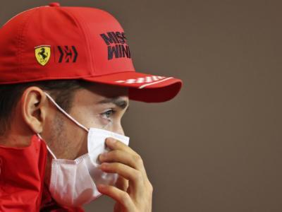 """F1, Charles Leclerc: """"Siamo soddisfatti della nostra prestazione, stiamo lavorando duro e abbiamo raccolto i frutti"""""""